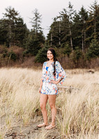 2018 Neah Bay Senior Arianna Smith